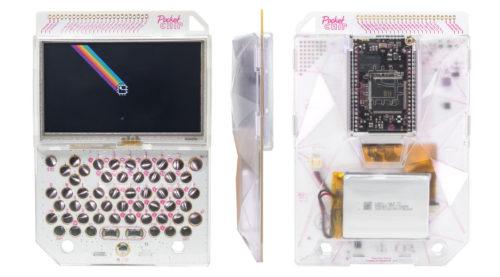 "PocketC.H.I.P. – The ""Hacker Gameboy"""